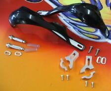 Heavy Duty paramanos Metal Reforzado Negro Enduro Motocross Mx de ajuste universal.