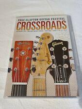 Erica Clapton Guitar Festival Crossroads Dvd