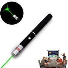 10 Meilen Reichweite 1 MW 532nm Grün Laser pointer Sichtbarer Strahl AAA Lazer