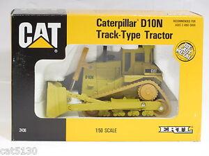 "Caterpillar D10N Dozer - ""COLLECTORS  EDITION 1990"" - 1/50 - Ertl #2436"