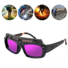Goggles Auto Darkening Welding Glasses Welding Welder Helmet Mask Protect Eyes