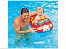 New INTEX Kiddie Float Baby Pool Cruiser FIRE ENGINE with LEG HOLES Outdoor Toy
