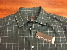 Van Heusen  Size Small Men's Dress Shirt NWT Green