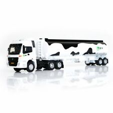 Diecast Toy Model Milk Truck 1:76 Metal & Plastic Parts #1 + GIFT!!!