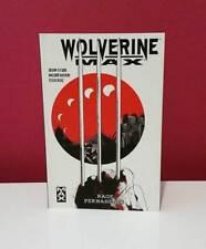 Wolverine Max - Rage Permanente - Max Comics 2013