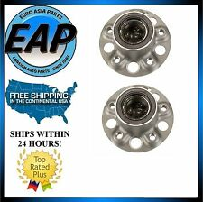 For Mercedes-Benz E320 SL600 CLS500 E500 Front Axle Bearing Hub Assembly Set 2