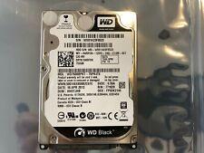 """Western Digital Black 750GB Internal 7200RPM 2.5"""" (WD7500BPKT-75PK4T0) Hard driv"""