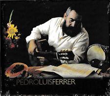 Pedro Luis Ferrer - Pedro Luis Ferrer  CD Cuba  NEU+OVP-SEALED