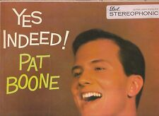 LP 3376 PAT BOONE  YES INDEED