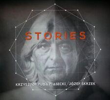 KRZYSZTOF PUMA PIASECKI / JÓZEF SKRZEK: Stories  2CD