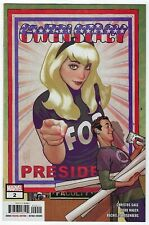 Gwen Stacy # 2 of 5 Cover A Hughes NM Marvel