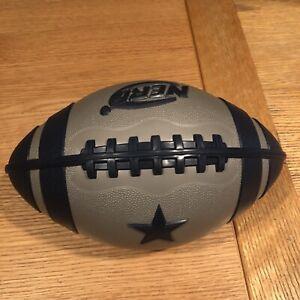 Dallas Cowboys NFL 2008 Hasbro Nerf Football