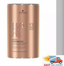 Schwarzkopf BlondMe Bond Enforcing Premium Lightener 9+ Dust Free Powder -15.8oz