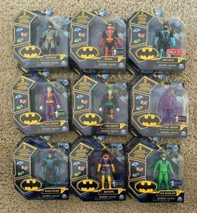New! Spin Master DC Batman Series New Wave U Choose