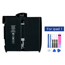 Spare Battery For Apple iPad 1 1st Gen A1315 A1219 A1337 616-0448 5400mAh+Tools