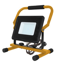 V-Tac IP65 6400K 50W SMD LED Portable Work Security Floodlight with Stand