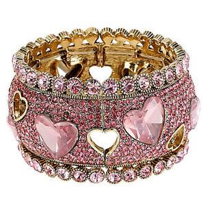 Heart Cut Cubic Zircon Ring for Women 925 Silver Rings Pretty Jewelry Size 5-11