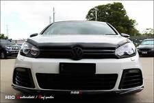 AUTOFORCE VW VOLKSWAGEN 2008-2015 GOLF MK 6 SMOKE BONNET PROTECTOR GUARD VISOR