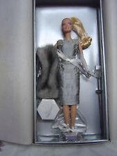 Veronique Perrin Silver Society Doll - Designed by Jason Wu 2002 - MIB