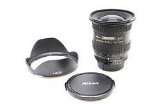Nikon Zoom-Nikkor AF Nikkor 18-35mm f/3.5-4.5D IF-ED  Lens -BB-