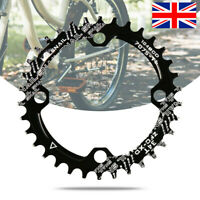 SNAIL 32-42t BCD104 Narrow Wide Round/Oval MTB BMX Bike Chainset Chainring ring