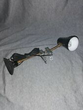 Small Vintage Gooseneck Lamp With Battery Connectors