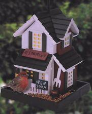 Bird House Bird Feeder. Unique Design Hanging Tree bird house Gift Boxed