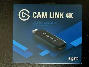 NEWElgato Cam Link 4K Compact HDMI Capture Device FREE SHIPPING