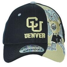 NCAA Zephyr Colorado Buffaloes Curved Bill Flex Fit Stretch Medium Large Hat Cap