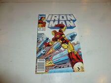 IRON MAN Comic - Vol 1 - No 277 - Date 02/1992 - Marvel Comics