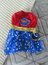 Wonder-woman Costume New Pet Clothing Super Cute For Small Dogs