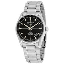 Certina DS 1 Black Dial Mens Watch C006.407.11.051.00