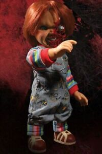 Chucky Die Mörderpuppe 3 Designer Series Sprechende Puppe Pizza Face Chucky 38cm
