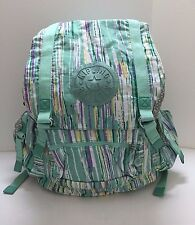 Kipling K15057 Joetsu large Backpack With Padded Straps Combi Check