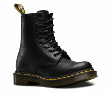 Dr Martens Womens Fashion Boots 1460W R11821006 Black Smooth Leather