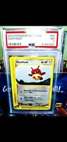 Pokemon Card Graded Psa near mint Skyridge Hoothoot