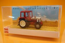 Busch 51302 Traktor Belarus MTS-82 Exportversion - zweifarbig