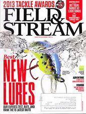 SHIPPED IN A BOX -  Field & Stream Magazine March 2013