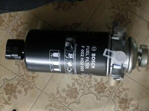 Mahindra Tractor Spin-On Bosch Fuel Filter primer Top F002H22025 E006018618D1