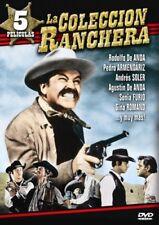 La Coleccion Ranchera - 5 Peliculas (DVD, 2008, 2-Disc Set)