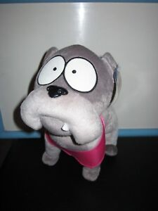 RARE  SOUTH PARK STAN'S DOG SPARKY PLUSH TOY DOLL BY FUN 4 ALL NWT