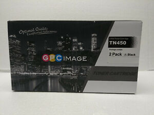(2 pack) TN450 Compatible Toner replaces Brother TN-450 Cartridge for MFC-7360N