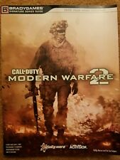 Brady Games Strategy Guide Call of Duty Modern Warfare 2 for Xbox 360, PS, PC
