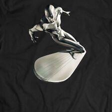MARVEL'S SILVER SURFER COMIC BOOK ART T-Shirt *FULL FRONT*