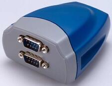 VSCom USB to 2-port serial adapter, RS232, FTDI chipset