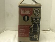 InSinkErator Badger 1 Badger 1/3 HP Garbage Disposal - With Free Shipping