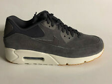 Nike Air Max 90 ultra 2.0 LTR Leather 924447-004 Thunder Grey gris