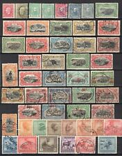 Belgian Congo + Ruanda-Urundi Collection 308 Stamps Mint-Used With Better