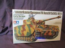 Tamiya Model  1/35 German  Tank  Panzer lV New