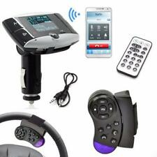 Fm Transmitter Bluetooth Speakerphone Car Mp3 Player 1.5'' Lcd Car Kit Usb Sd